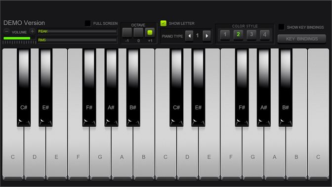 Buy My Virtual Piano Keyboard - Microsoft Store