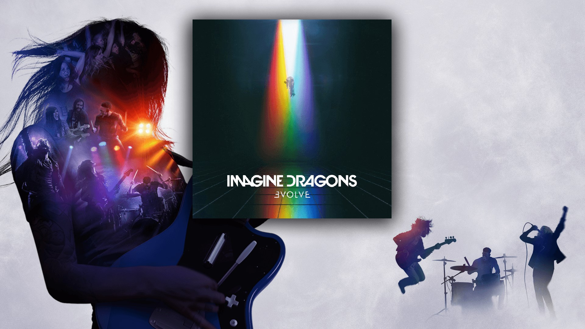 """Thunder"" - Imagine Dragons"