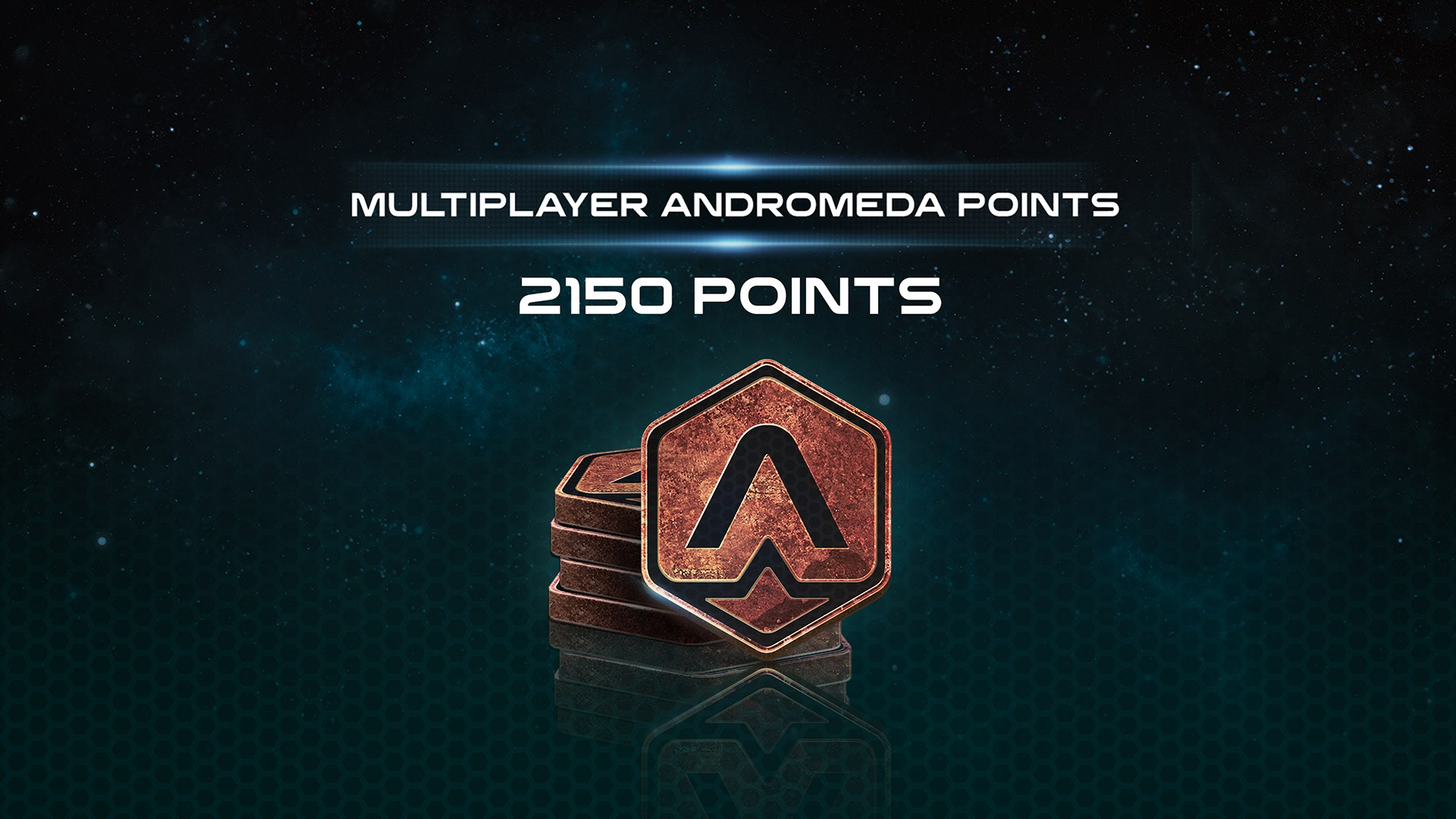 2150 Mass Effect™: Andromeda Points