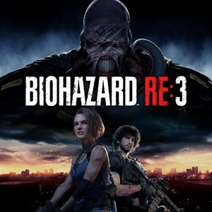 BIOHAZARD RE:3 Xbox One