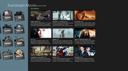 MOVIES WINDOWS EVERSTREAM TÉLÉCHARGER POUR