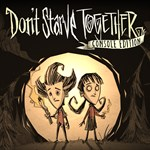 Don't Starve Together: Console Edition Logo