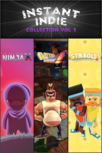 Carátula del juego Instant Indie Collection: Vol. 3