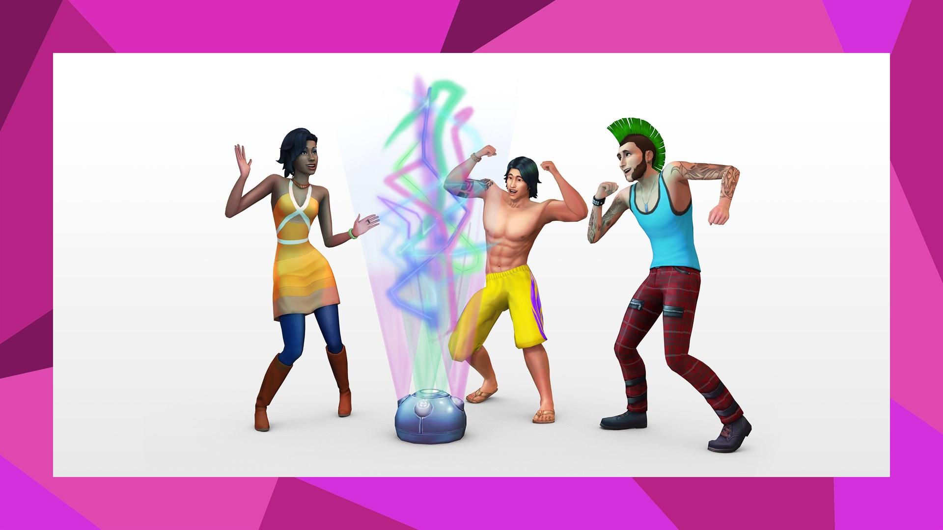 Los Sims™ 4 Contenido digital La Noche es Joven