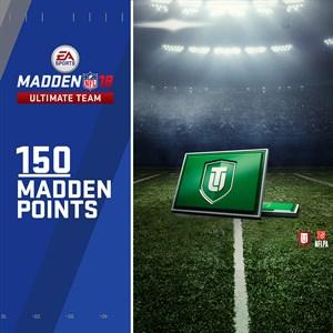 150 Pontos Madden NFL 18 Ultimate Team Xbox One