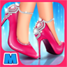 High Heels Shoe Designer Shop - Making and Repairing Game for Girls