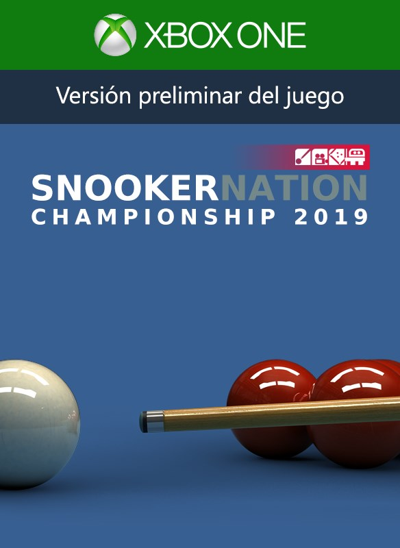 (GAME PREVIEW) Snooker Nation Championship boxshot