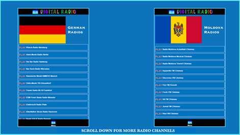 Digital Radio Screenshots 2