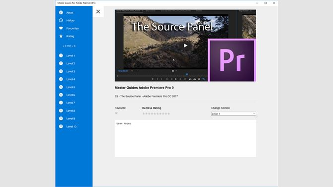 Buy Master Guides For Adobe Premiere Pro - Microsoft Store en-ET
