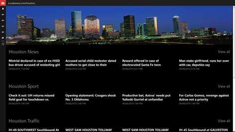 Local News Houston Screenshots 1
