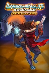 Carátula del juego Desperado Penny - Awesomenauts Assemble! Skin