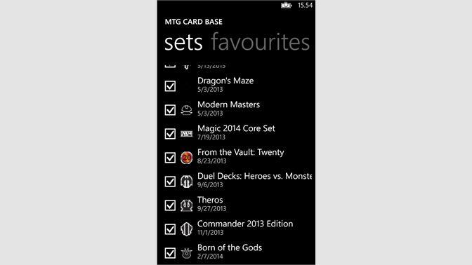 Get MTG Card Base - Microsoft Store