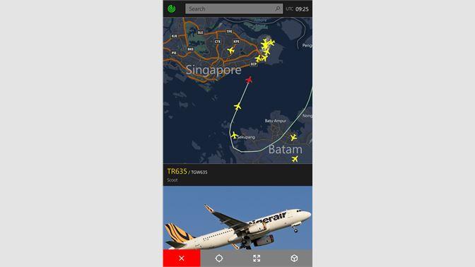 Get Flights Radar - Microsoft Store