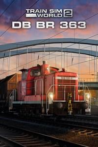 Carátula del juego Train Sim World 2: DB BR 363