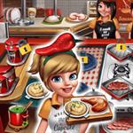 Cooking Fast 4 Steak Logo