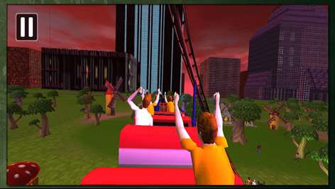 Roller Coaster tourist adventure Ride Screenshots 2
