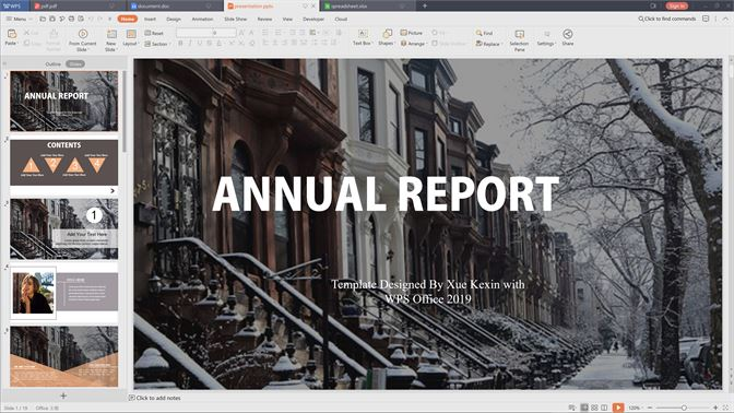 Get WPS Office 2019 - Microsoft Store