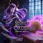 The Secret Order: Shadow Breach (Xbox One Version) Logo