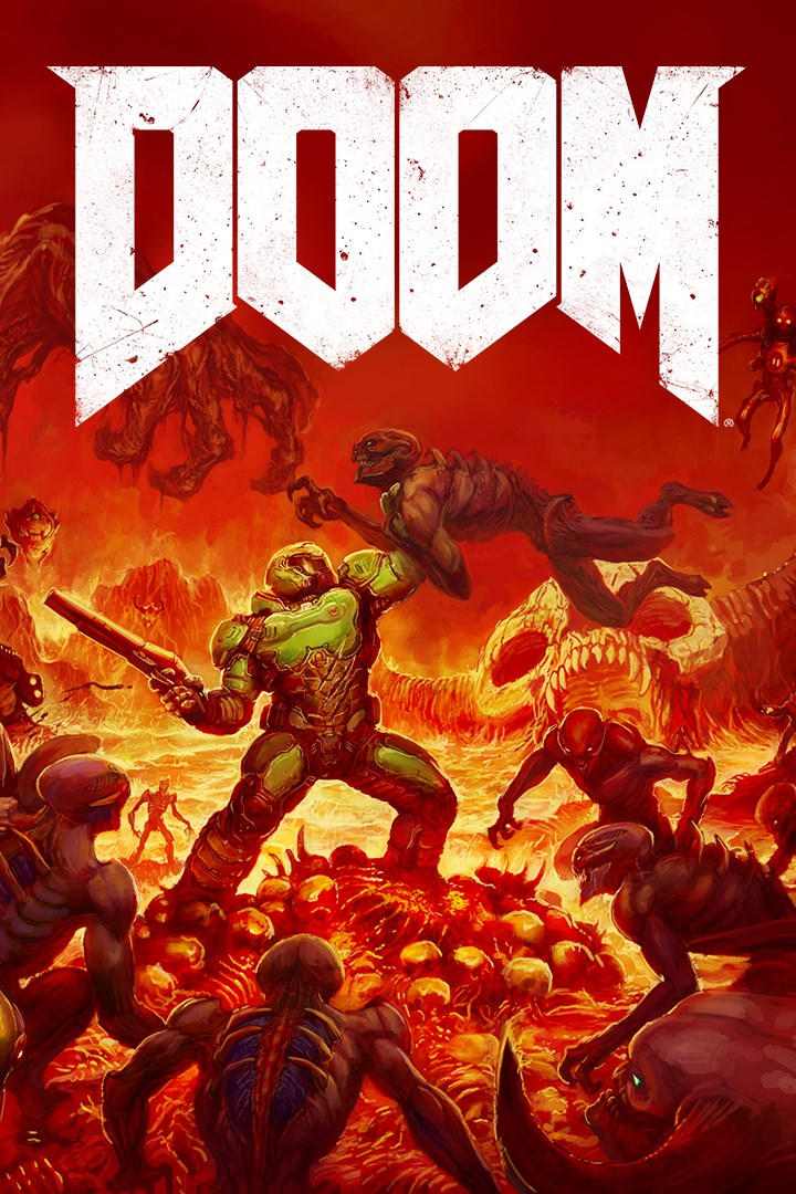 Buy DOOM - Microsoft Store