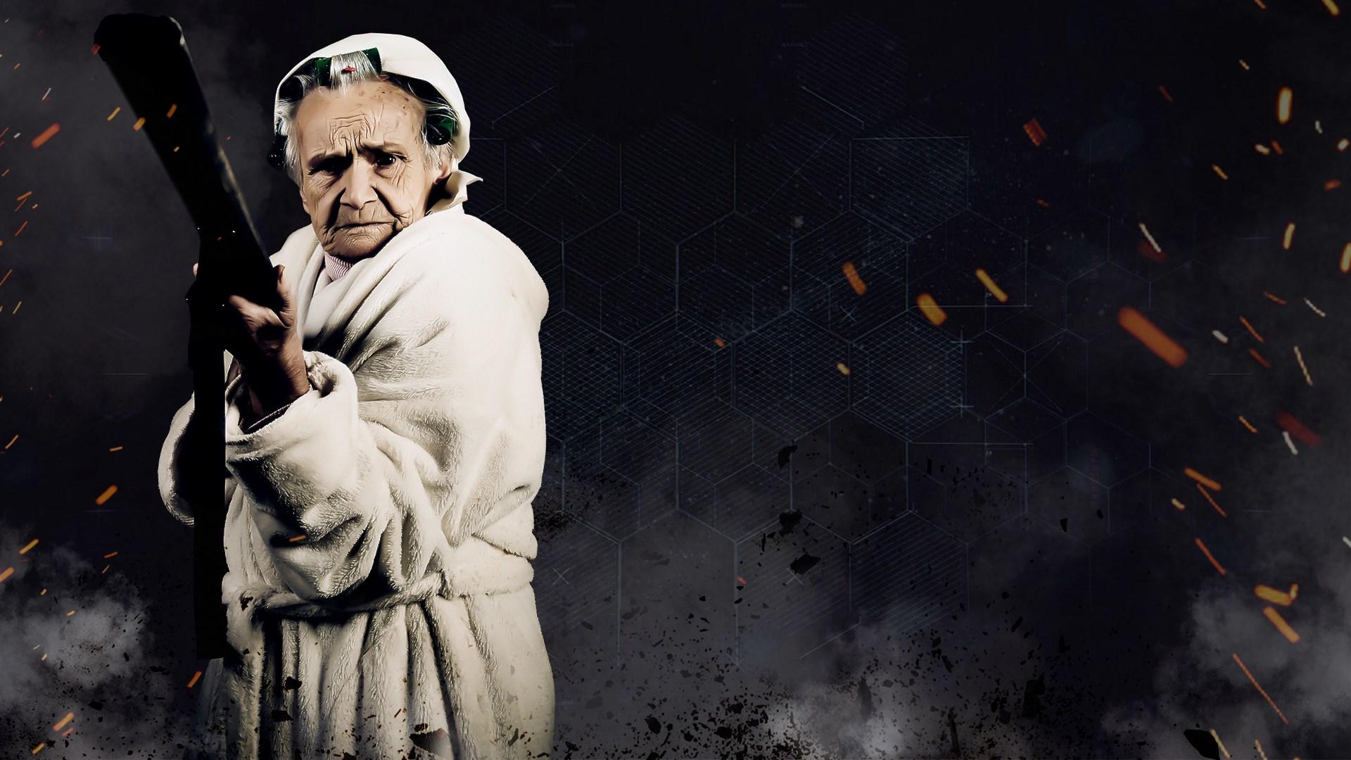 "Call of Duty®: Infinite Warfare - комментатор ""Бабушке виднее"""