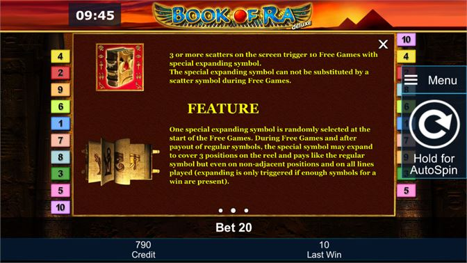 Game book of ra