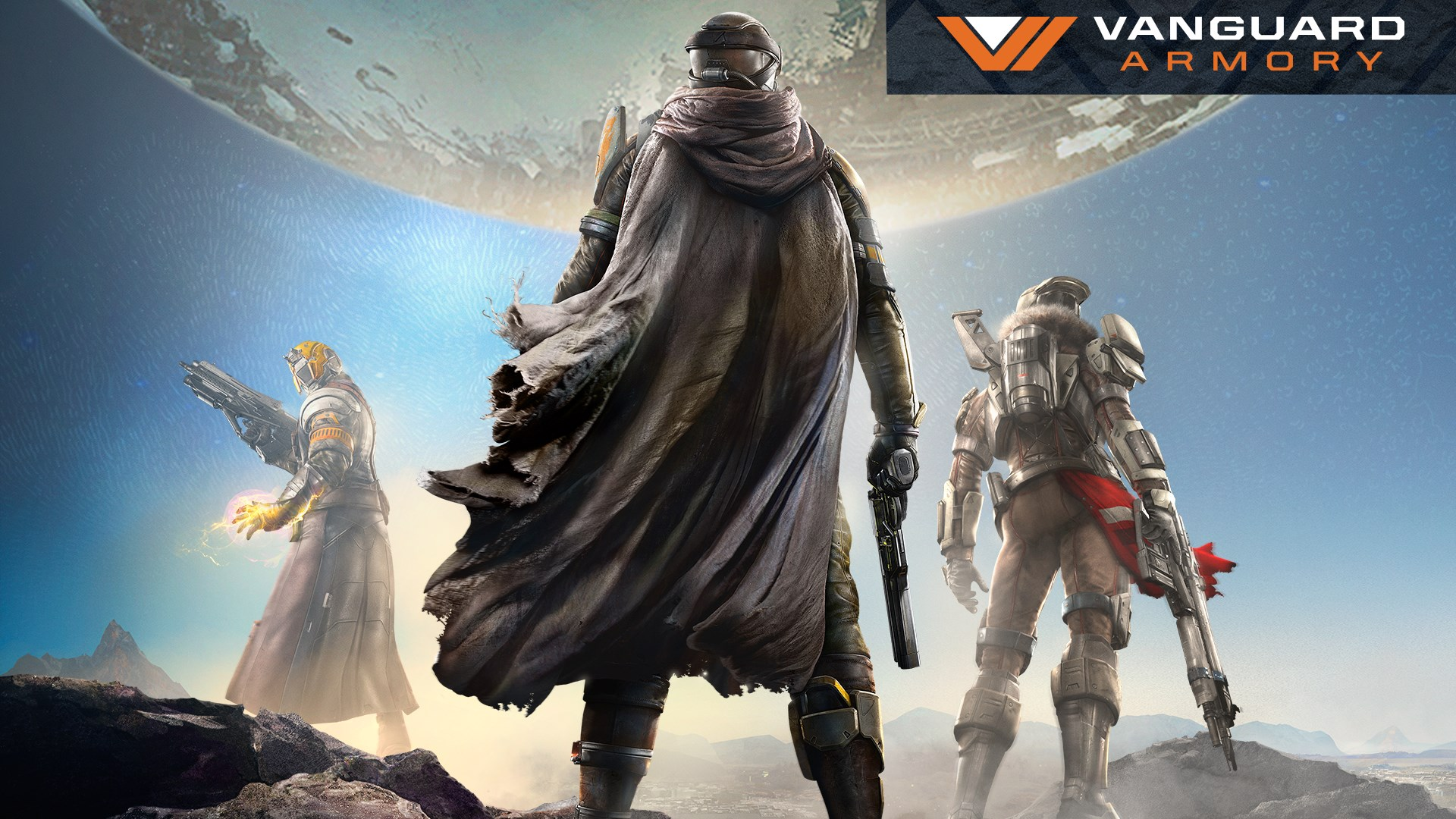 Vanguard Armory