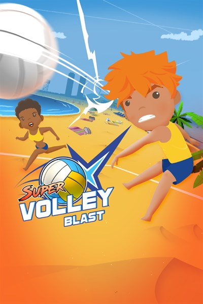 Super Volley Blast