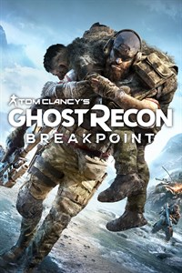 Carátula del juego Tom Clancy's Ghost Recon Breakpoint