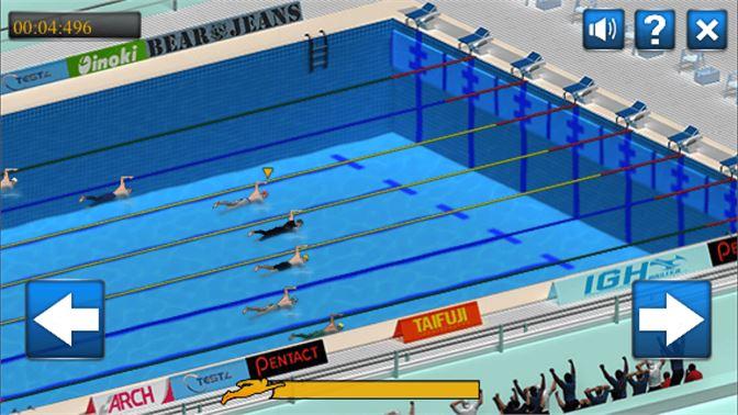 Buy Swimming Pool Olympics Race - Microsoft Store
