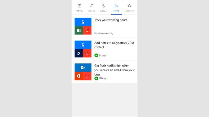 Get Microsoft Flow - Microsoft Store