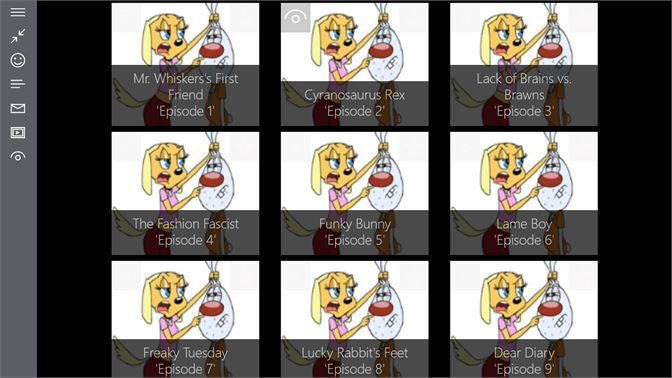 brandy and mr whiskers season 1 episode 2