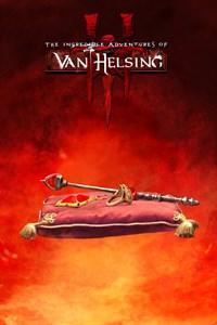 Carátula del juego Van Helsing III: Artifacts of The Forgotten King