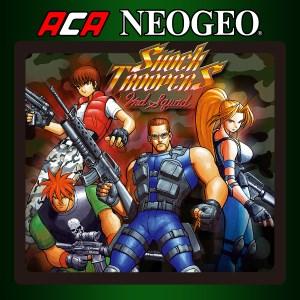 ACA NEOGEO SHOCK TROOPERS 2nd Squad