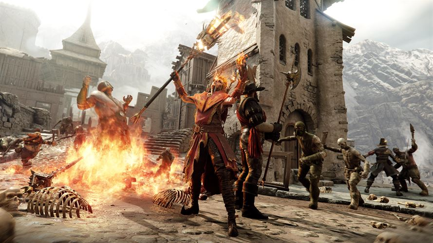 Warhammer: Vermintide 2 - Ultimate Edition Capture d'écran
