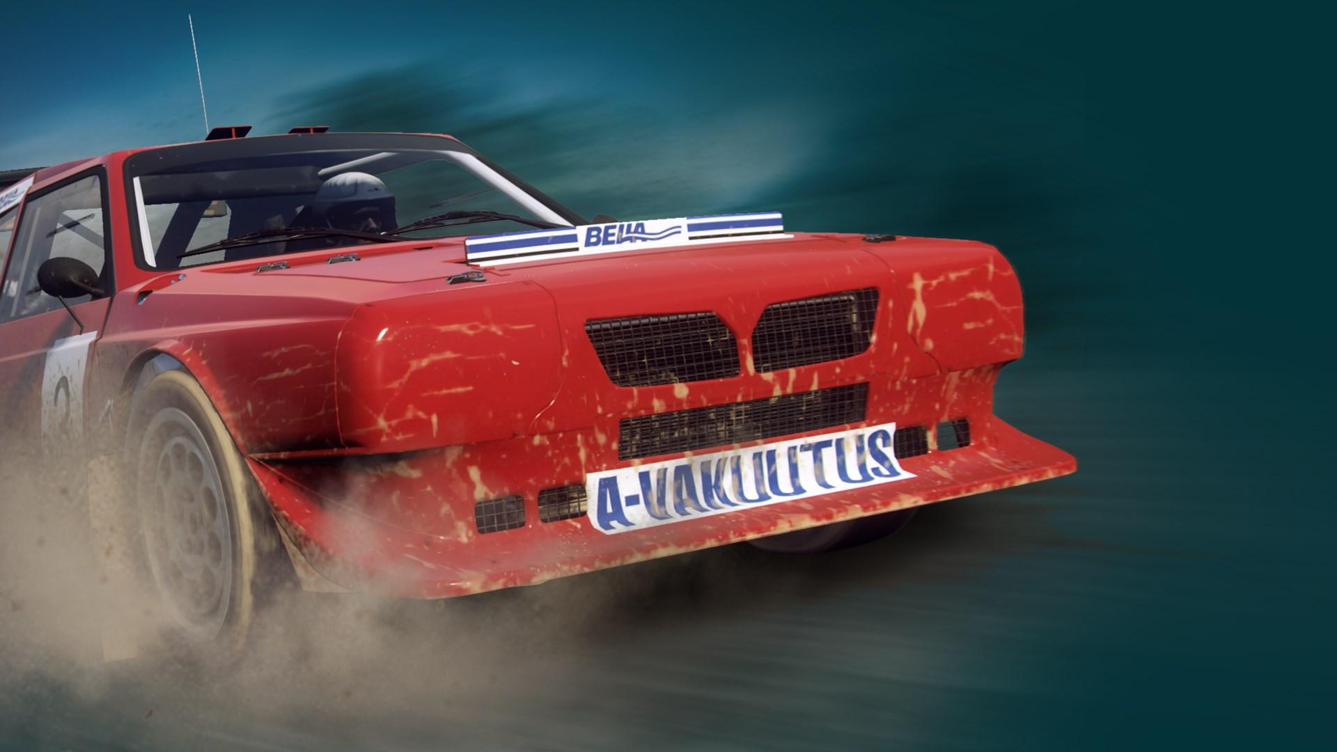 Lancia Delta S4 Rallycross