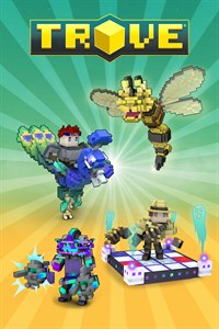 Carátula del juego Trove - Hearty Party Pack 1