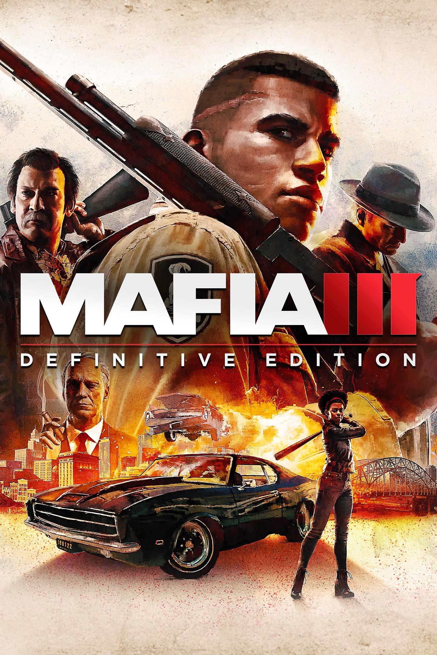 Скриншот №1 к Mafia III Definitive Edition