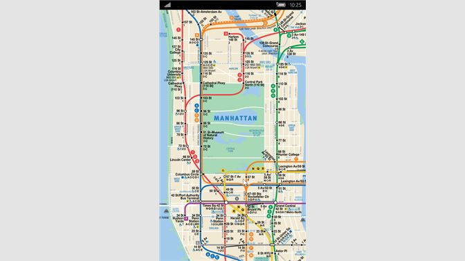 Basic Nyc Subway Map App.Get Transit Nyc Microsoft Store