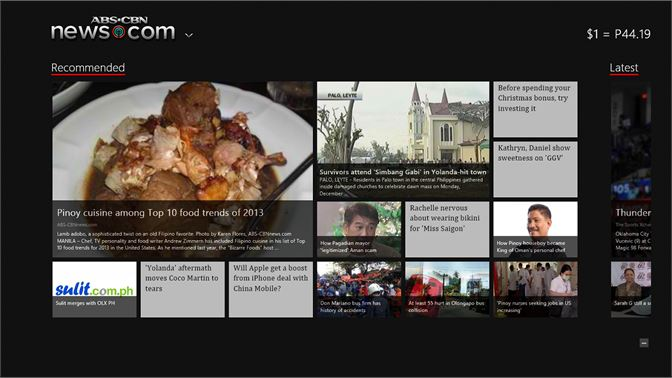 Get ABS-CBN News - Microsoft Store