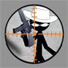 Bloody Stickman Gunfire 2