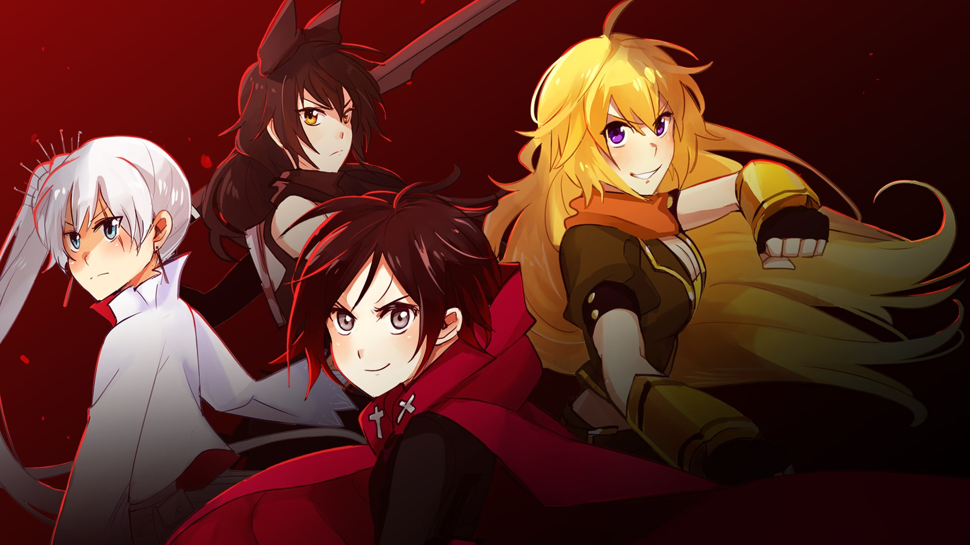RWBY: Grimm Eclipse - Team JNPR Bundle