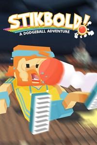 Carátula para el juego Stikbold! A Dodgeball Adventure de Xbox 360