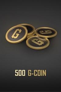 PUBG: 500 G-Coin