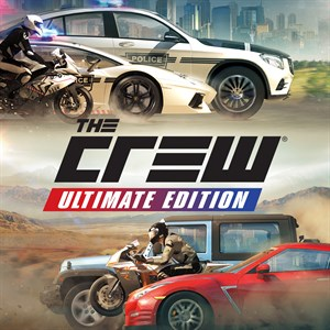 The Crew® Ultimate Edition Xbox One