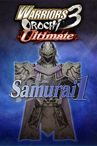 Carátula del juego WARRIORS OROCHI 3 Ultimate SAMURAI DRESS UP COSTUME 1