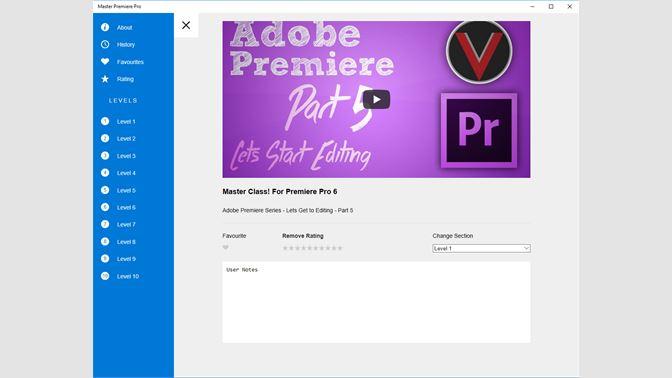 Buy Master Premiere Pro - Microsoft Store