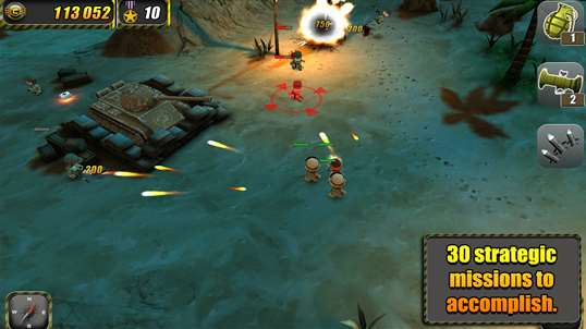 Tiny Troopers screenshot 1