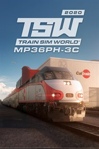 Carátula del juego Train Sim World: Caltrain MP36PH-3C