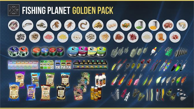 Buy Fishing Planet: Golden Pack - Microsoft Store