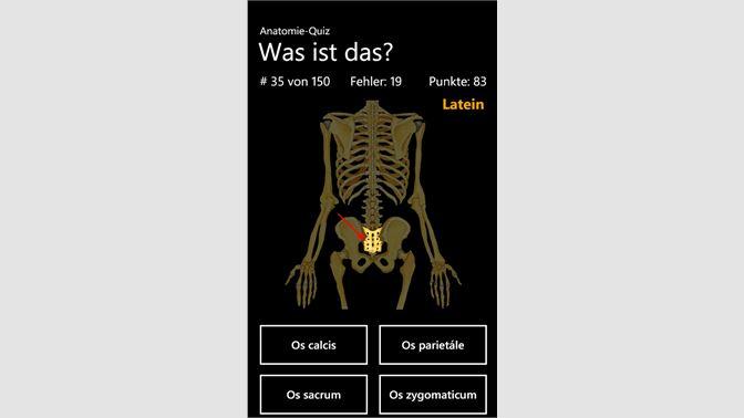 Anatomie-Quiz kaufen – Microsoft Store de-DE